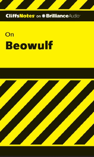 9781611066883: Beowulf (Cliffs Notes Series)