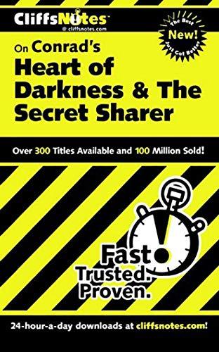 Heart of Darkness & the Secret Sharer (Cliffs Notes): Moran, Daniel