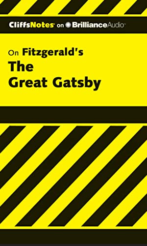 The Great Gatsby (Cliffsnotes): Maurer, Kate