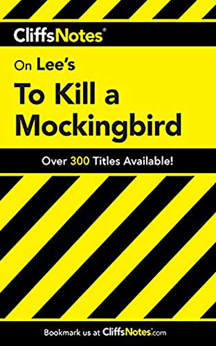 9781611068092: To Kill a Mockingbird (Cliffs Notes Series)