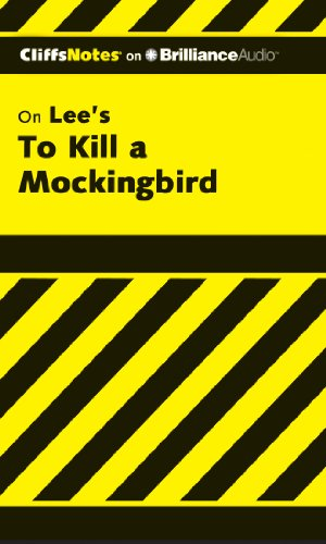 9781611068108: To Kill a Mockingbird (Cliffsnotes)