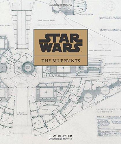 9781603801911 star wars the blueprints abebooks jw rinzler 9781611097962 star wars the blueprints malvernweather Gallery