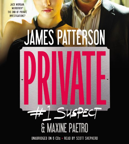 9781611130669: Private: #1 Suspect (Playaway Adult Fiction)