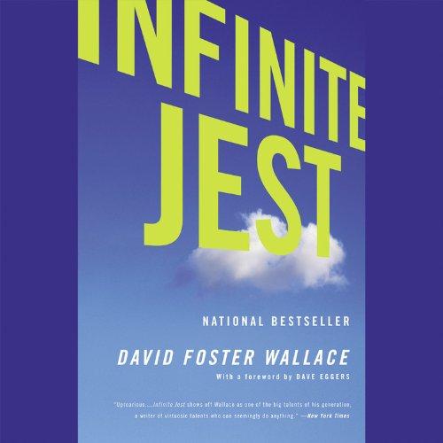 9781611133868: Infinite Jest (Playaway Adult Fiction)