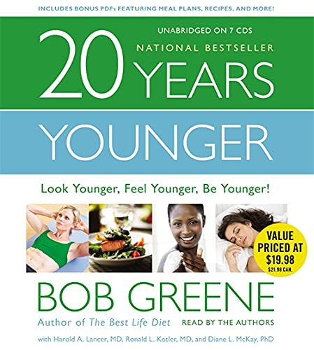 9781611134117: 20 Years Younger: Look Younger, Feel Younger, Be Younger!