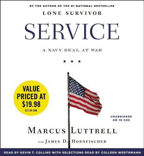 9781611134162: Service: A Navy SEAL at War