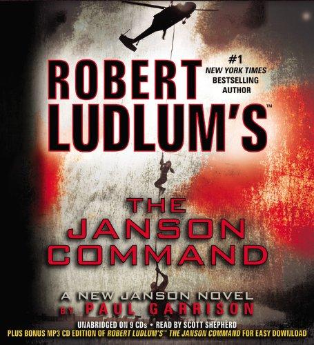 9781611135428: Robert Ludlum's the Janson Command