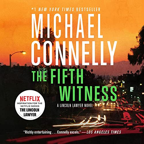 9781611136951: The Fifth Witness (Mickey Haller)