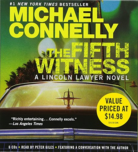 9781611136951: The Fifth Witness (A Lincoln Lawyer Novel)