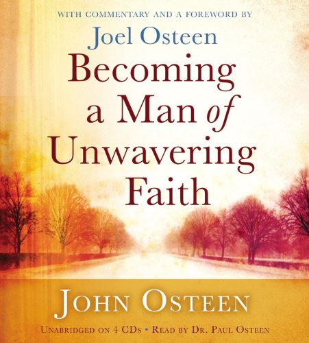 9781611138092: Becoming a Man of Unwavering Faith