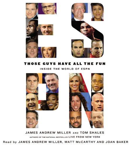 Those Guys Have All the Fun (Playaway Adult Nonfiction): James A. Miller