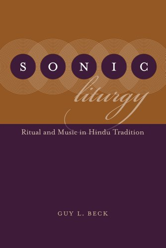 9781611170375: Sonic Liturgy: Ritual and Music in Hindu Tradition (Studies in Rhetoric/Communication) (Studies in Comparative Religion (Hardcover))