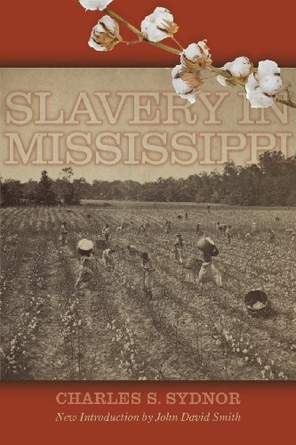 9781611173321: Slavery in Mississippi (Southern Classics)