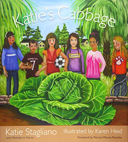 Katie's Cabbage (Young Palmetto Books): Stagliano, Katie