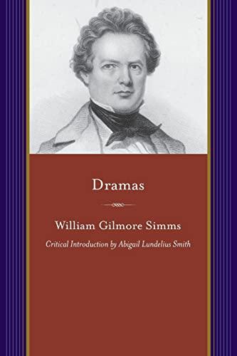 Dramas: Michael Bonham, Norman Maurice, and Benedict: Simms, William Gilmore