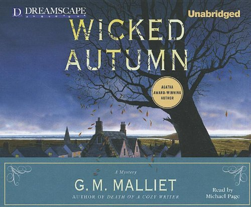 Wicked Autumn (Compact Disc): G.M. Malliet