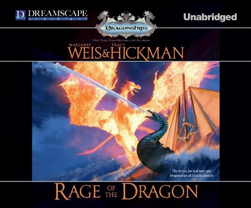 Rage of the Dragon (Compact Disc): Margaret Weis