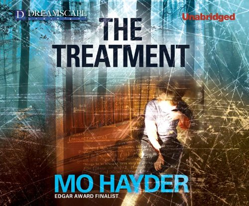 The Treatment (MP3 CD): Mo Hayder
