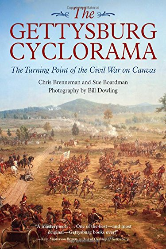 The Gettysburg Cyclorama: Chris Brenneman, Sue Boardman, Bill Dowling