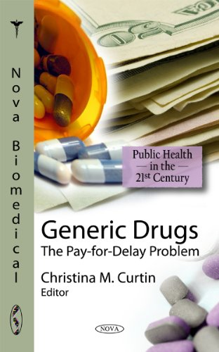 9781611220711: Generic Drugs: The Pay-for-Delay Problem