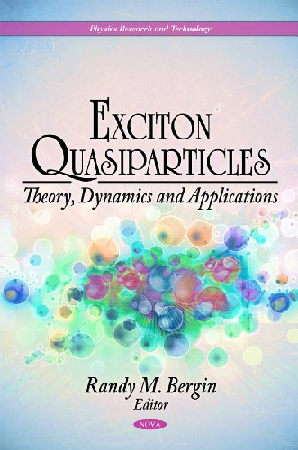 9781611223187: Exciton Quasiparticles: Theory, Dynamics and Applications (Physics Research and Technology)