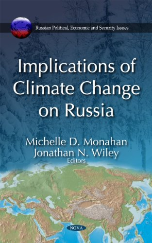 9781611228519: Implications of Climate Change on Russia (Russian Political, Economic, and Security Issues)