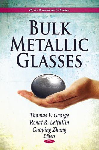 9781611229387: Bulk Metallic Glasses (Physics Research and Technology)