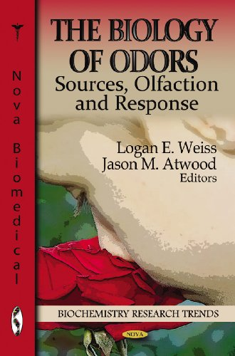 The Biology of Odors: Sources, Olfaction Response (Hardback)