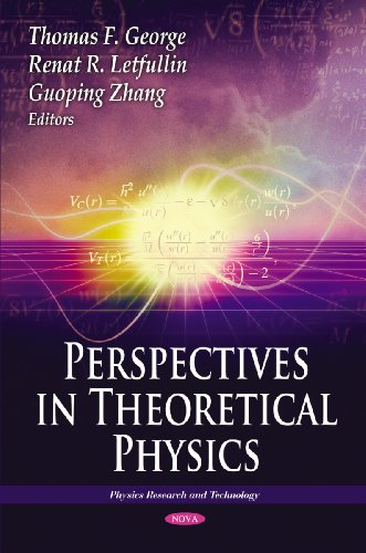 9781611229608: Perspectives in Theoretical Physics (Physics Research and Technology)
