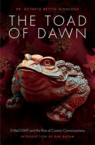 9781611250466: The Toad of Dawn: 5-Meo-Dmt and the Rise of Cosmic Consciousness
