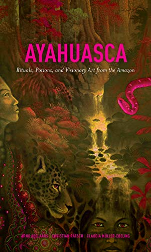 9781611250510: Ayahuasca: Rituals, Potions and Visionary Art from the Amazon