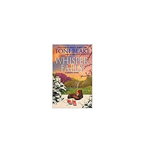 9781611290066: Whisper Falls [Hardcover] by Toni Blake