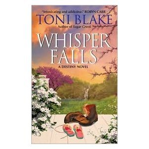 9781611290066: Whisper Falls [Hardcover] by Toni Blake