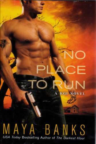 9781611290080: No Place to Run (A KGI Novel)