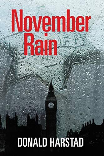 9781611290493: November Rain: A Carl Houseman Mystery