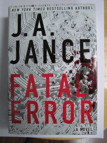 9781611290868: Fatal Error (LARGE PRINT)