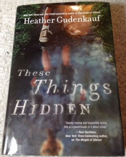 9781611291483: These Things Hidden (Hardcover LARGE PRINT EDITION)