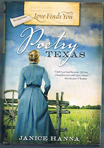 9781611291513: Love Finds You in Poetry Texas (Large Print Edition)