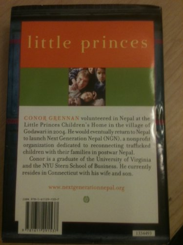 9781611291537: Little Princes (Doubleday Large Print Home Library Edition)