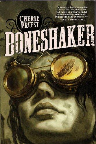 Boneshaker: Priest, Cherie
