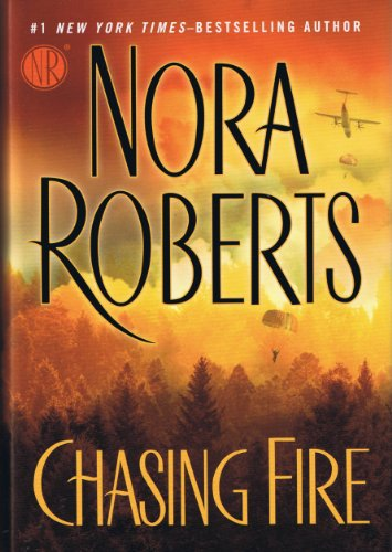 9781611292145: Chasing Fire (Large Print)