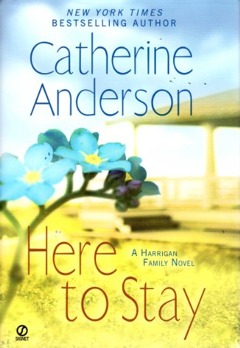 9781611292190: Here to Stay (A Harrigan Family Novel, Volume 4)