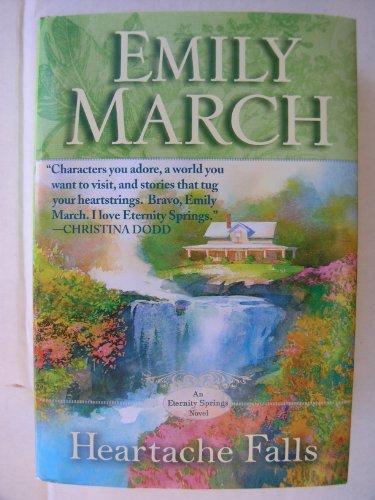 9781611292947: Heartache Falls -Large Print Edition (An Eternity Springs Novel)