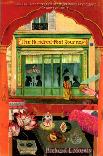 The Hundred-Foot Journey: Morais, Richard C.