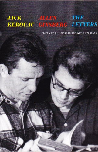 9781611293050: Jack Kerouac and Allen Ginsberg: The Letters