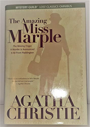 The Amazing Miss Marple: Agatha Christine