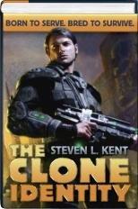 The Clone Identity (3 in 1 Omnibus: Steven L. Kent