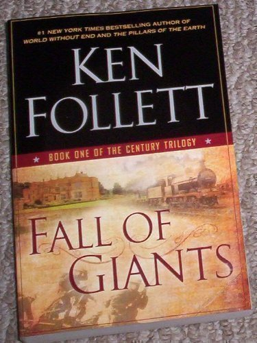 9781611295221: Fall of Giants (book one of the century trilogy)