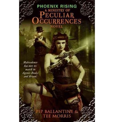 9781611297546: Phoenix Rising: A Ministry of Peculiar Occurrences Novel