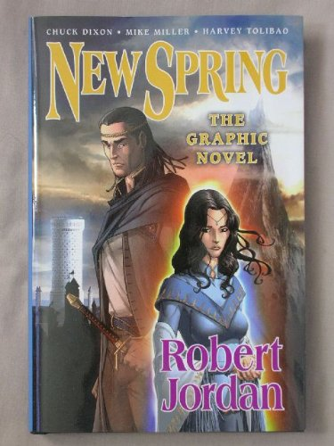9781611297553: New Spring: The Graphic Novel (Robert Jordan's the Wheel of Time)
